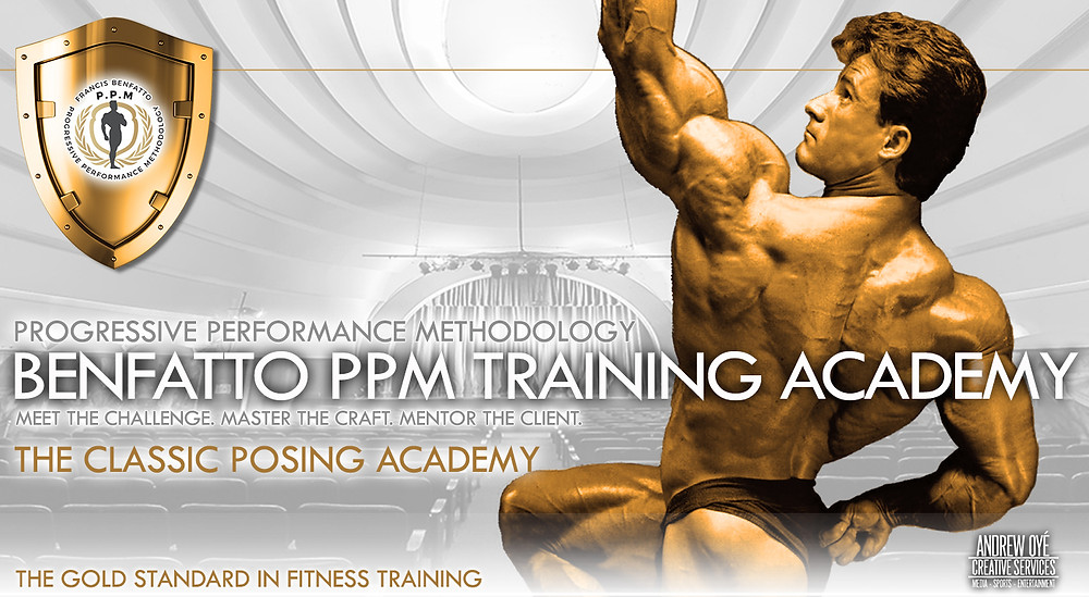 Francis Benfatto + Andrew Oye | Classic Posing Academy | PPM Training Academy