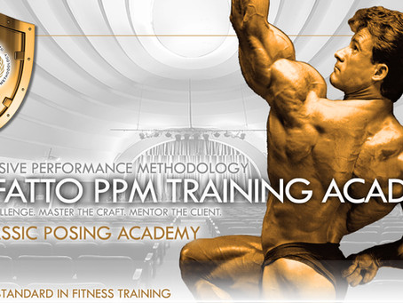 Classic Posing Academy by Francis Benfatto + Andrew Oye Makes Art With Physique Athletes
