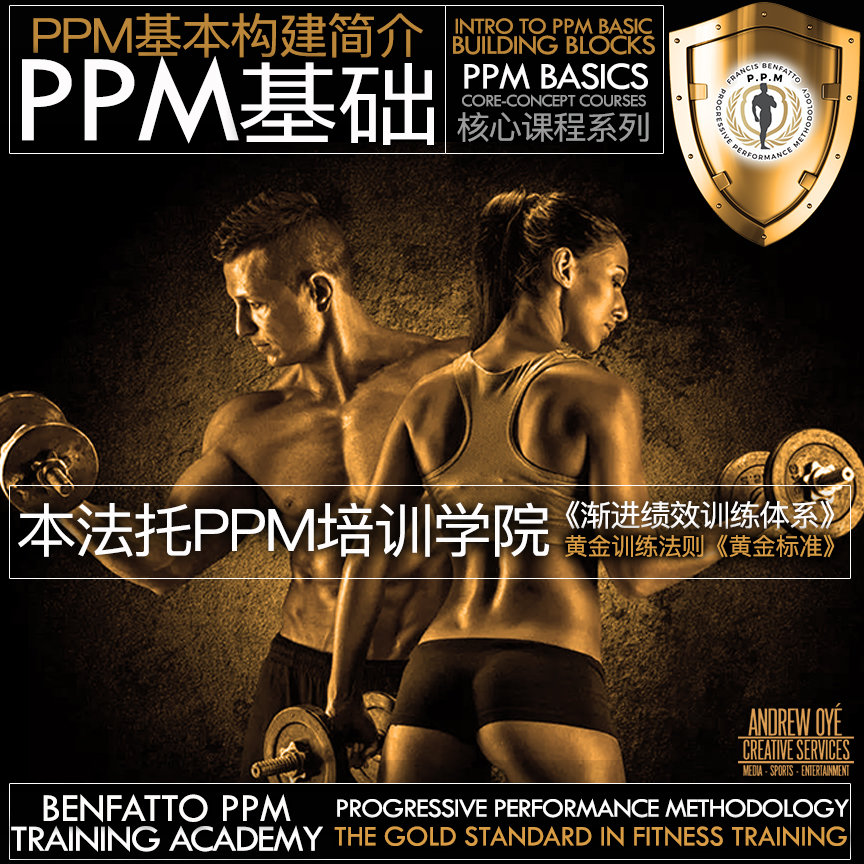 Benfatto-PPM-Training-Academy-PPM-Basics