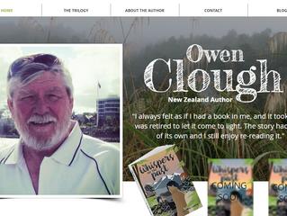 My New Website.