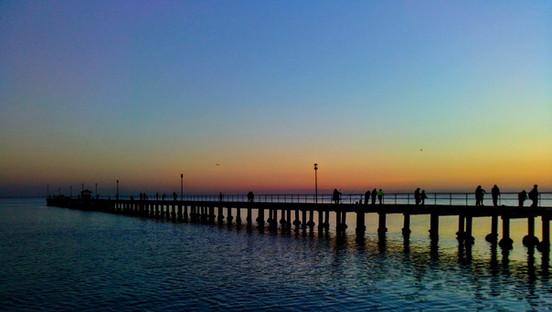 Mordialloc Pier, VIC Australia