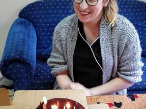 Happy birthday Nicole!