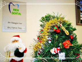 Top tips to look after your teeth this Christmas.
