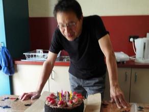Happy birthday to Sylvio!