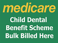 medicare child dental benefit scheme
