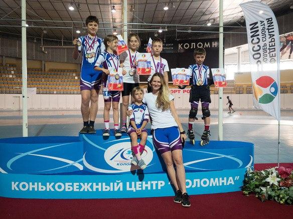 Первенство России (13 медалей)