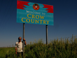 Montana, Crow Reservation-july 2011