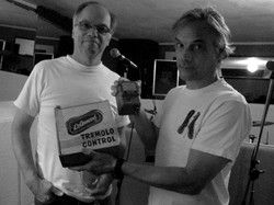 With Bob Brown, MT, June 2011