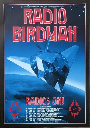 RB - Radios On! - Australia 1996