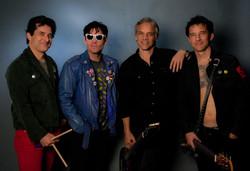 Steve G, Danny Creadon, Deniz, Art G