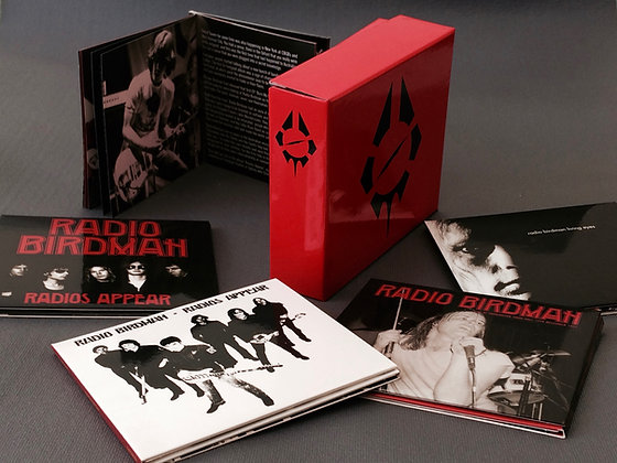 RADIO BIRDMAN BOX SET