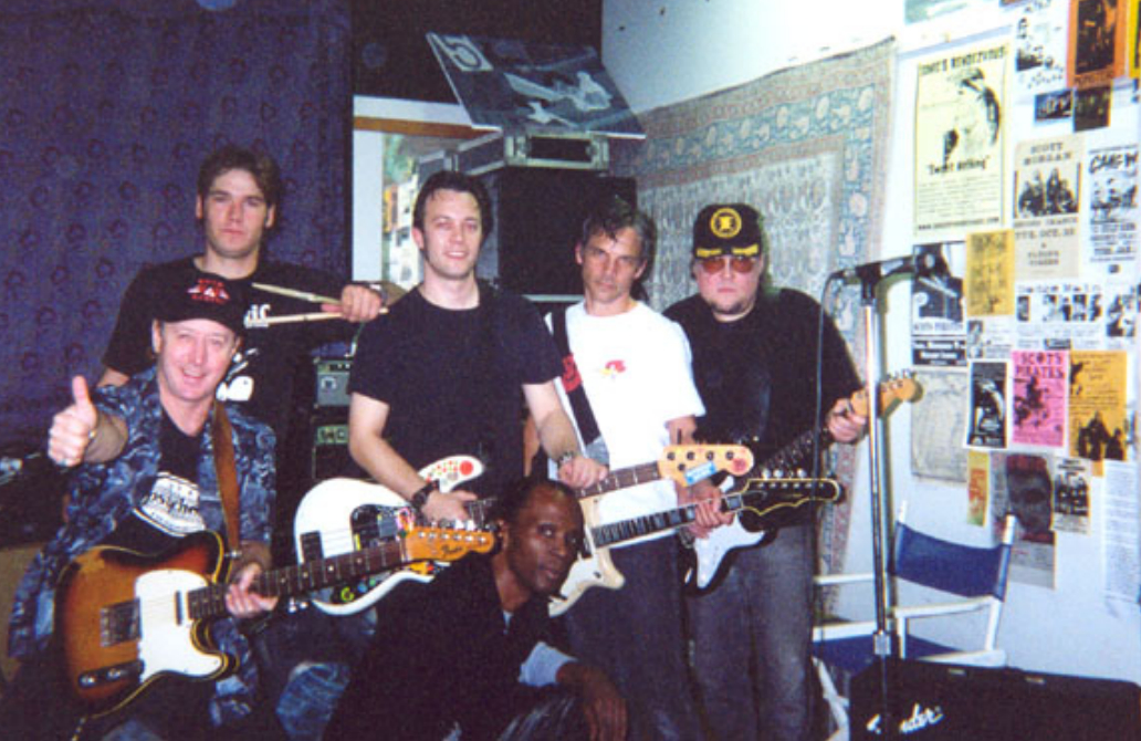 Powertrane - Ann Arbor - 2001