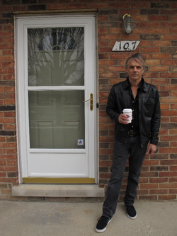 The Asheton house, Ann Arbor, MI