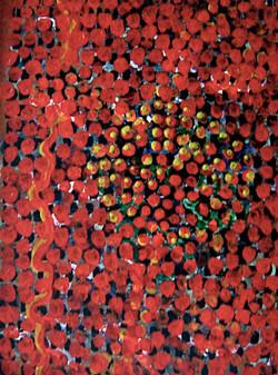 Desert Rose Dots