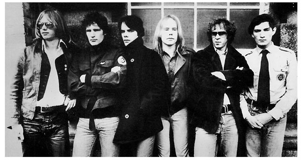 Radio Birdman London 1978