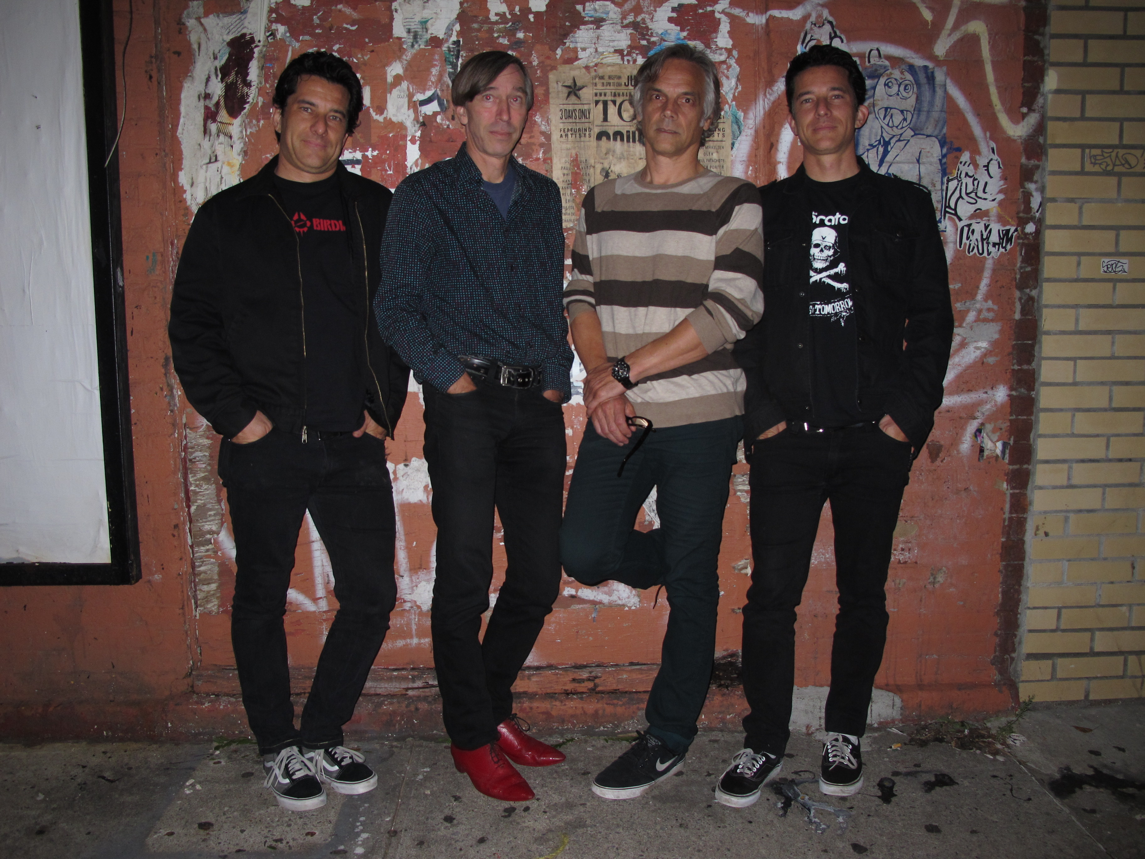 Steve Godoy, Keith Streng, Art Godoy