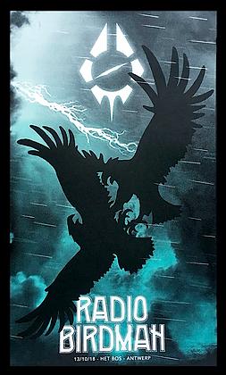 Poster - RB - screenprint