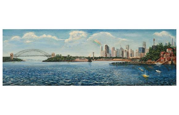"""Sydney Harbour"""
