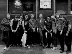 East Coast tour May 2012