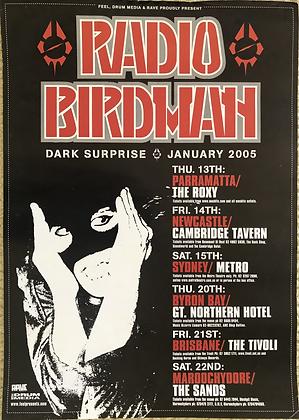 Poster A2 - RB - Australia 2005