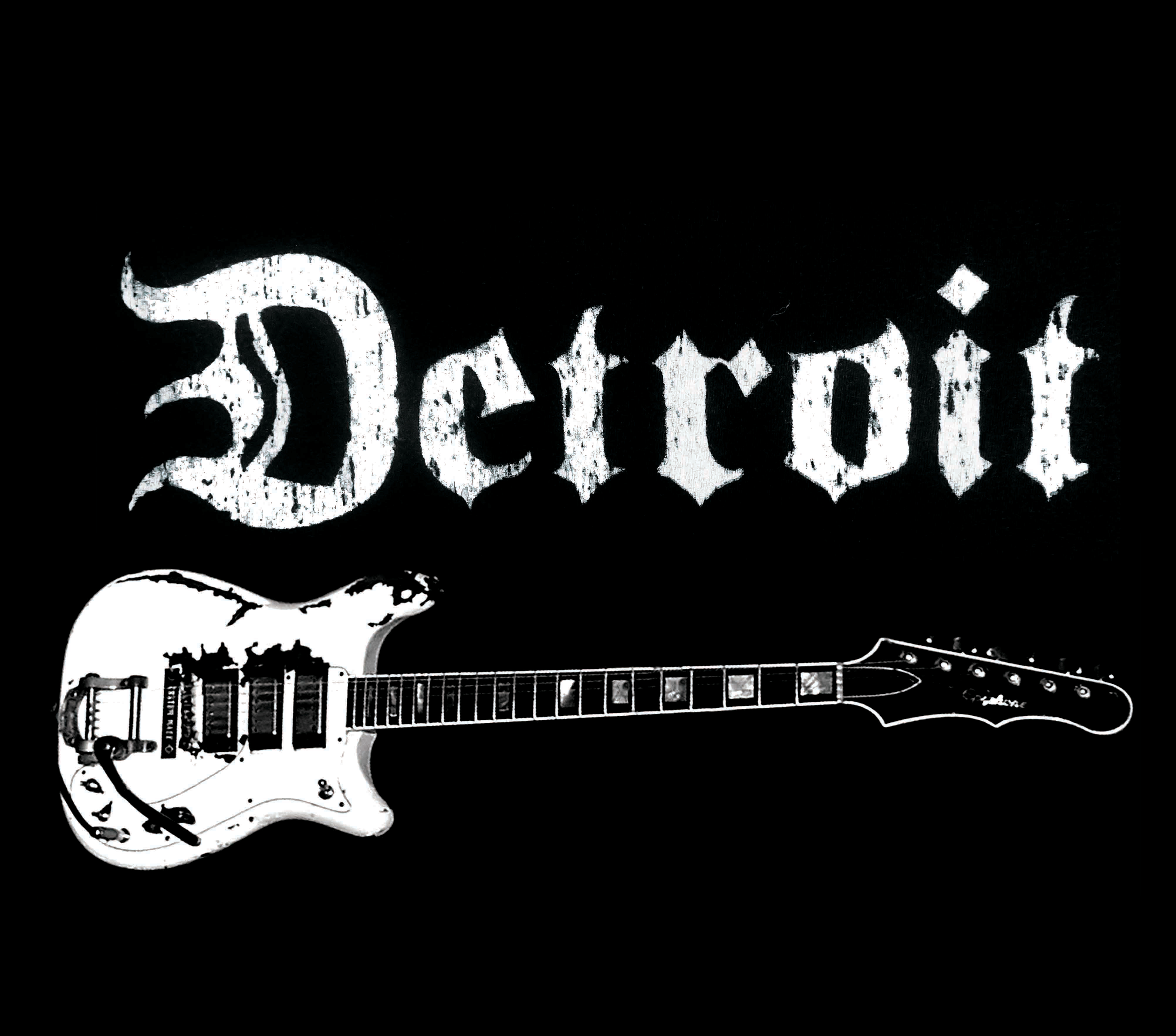 DT - Detroit T-shirt
