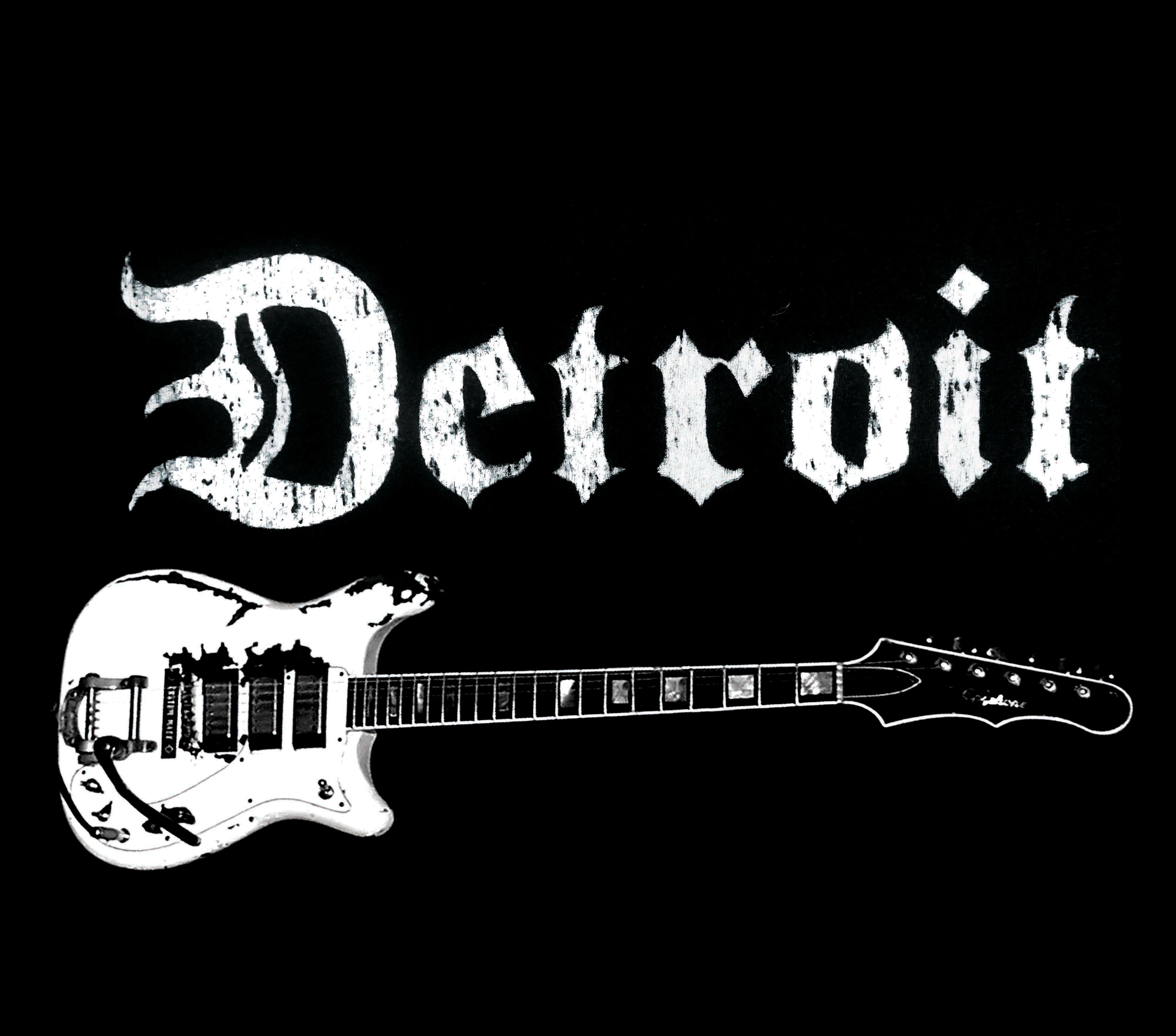 DT - Detroit T-shirt