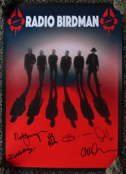 RB-signed poster