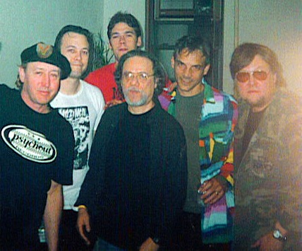 POWERTRANE with TOMMY RAMONE