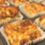 Herb & Cheese Muffins
