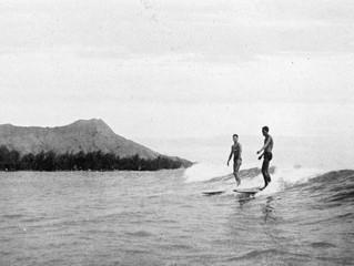Surfing in the modern era