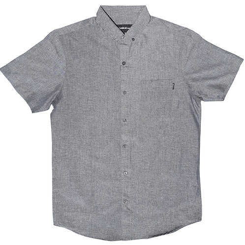 Solid Charcoal Grey
