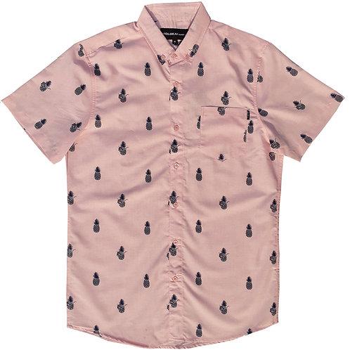 Pineapple Pattern Pink