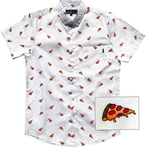 Pizzas White