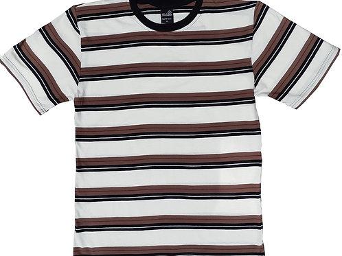 Black & Brown Striped