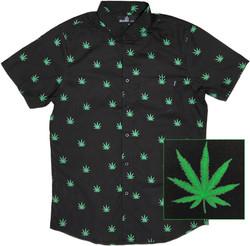 Black cannabis black