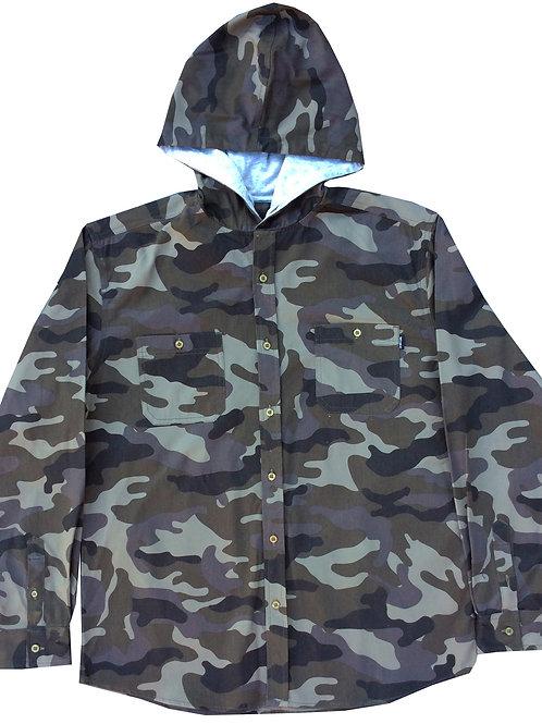 Camo Cargo Jacket