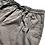 Thumbnail: Grey Elastic Waist Walkshorts Drawstring