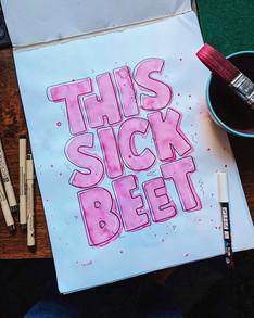 This sick beet