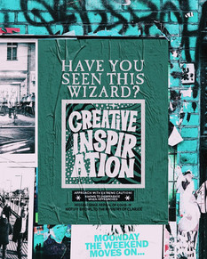 Have you seen my creative inspiration?