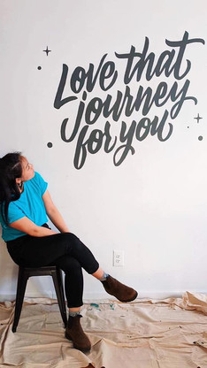 Love that journey for you