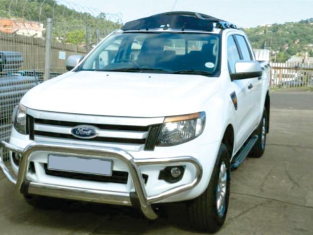 Ford Ranger Dual Cab