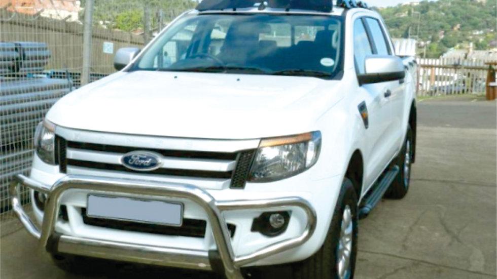 H9 - Ford T6 Ranger 2013 4 Door HALO ROPS Registration