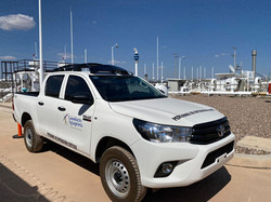 H16 Toyota Hilux Double Cab HALO ROPS