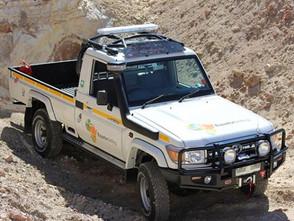 Toyota Land Cruiser 79 S/C