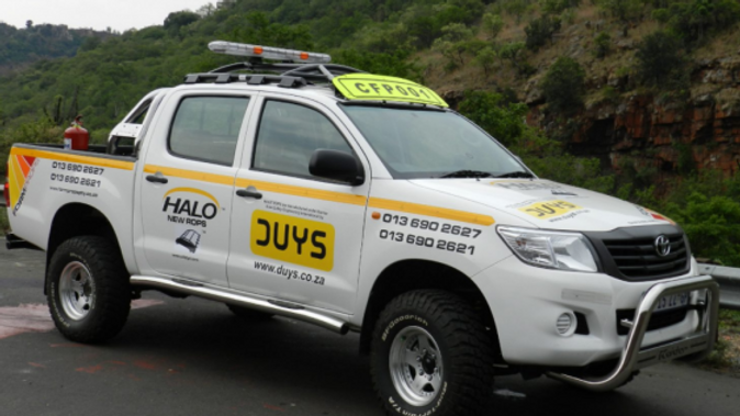 H6 - 2009-2015 Toyota HILUX 4 Door HALO ROPS Registration