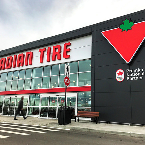 Canadian Tire- Deerfoot City