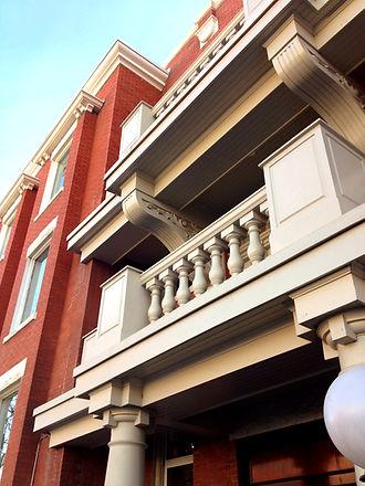 Devenish balconies