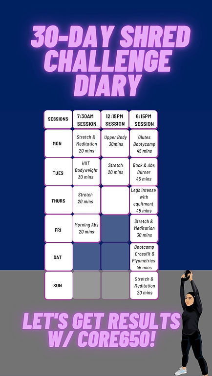 Gray Fitness Goals Bingo Interactive Ins