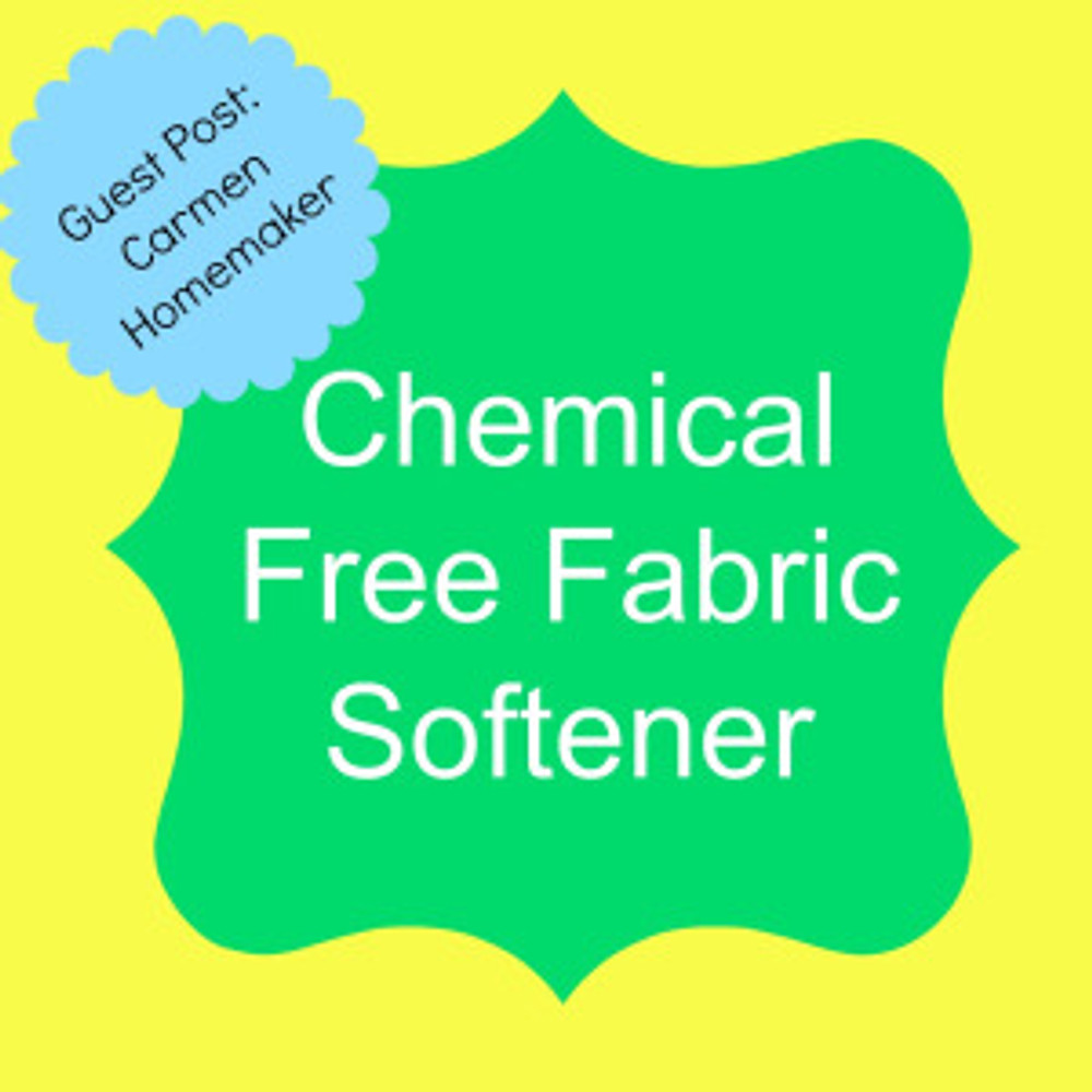 guest post carmen chem free fab softener