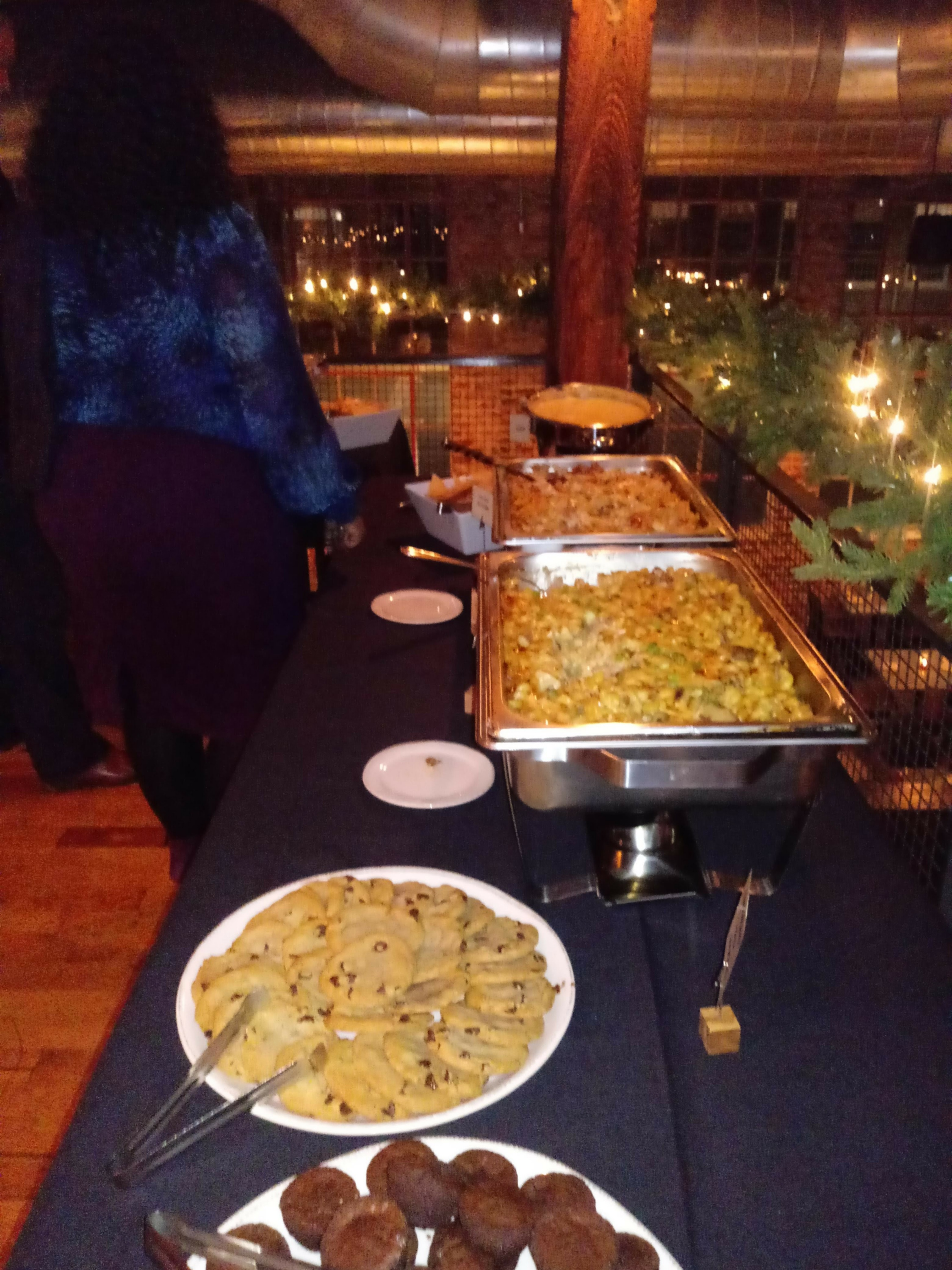 2019 Holiday Social Buffet